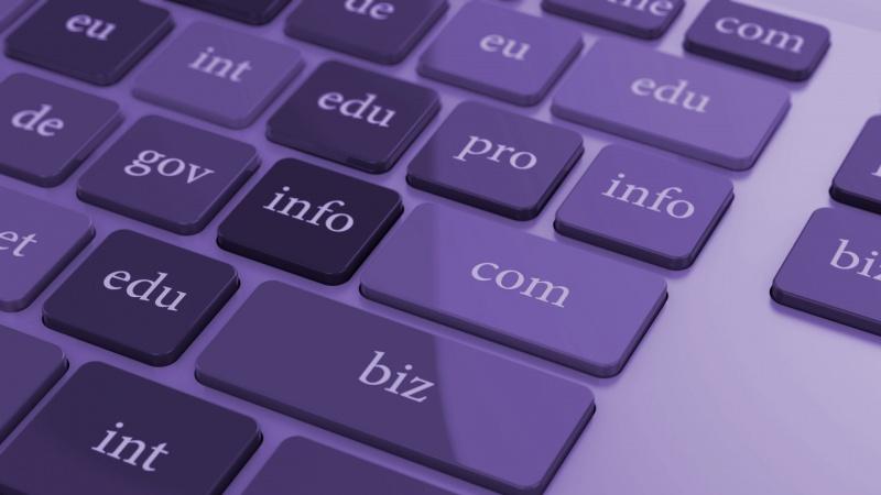 como registar um domínio para seu blog