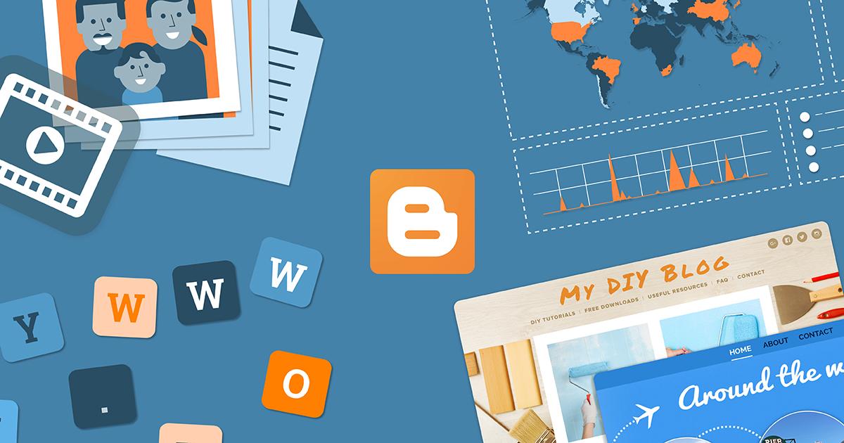 plataforma de blog gratuita blogger